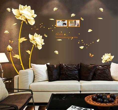 superba Rinnovare La Camera Da Letto #1: adesivi-murali-camera-salotto.jpg