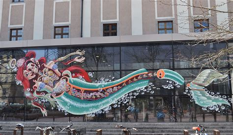 Spongebob Wall Murals street art surgeon cuts open cartoon characters to