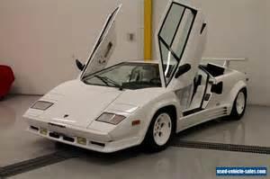 Lamborghini Canada For Sale 1988 Lamborghini Countach For Sale In Canada