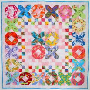 Free Baby Patchwork Quilt Patterns - quarter quilt pattern
