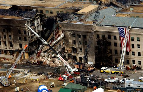 section 11 damages 9 11 pentagon damage high resolution aerial photos