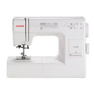 janone sewing machine janome hd3000 heavy duty sewing machine reviews