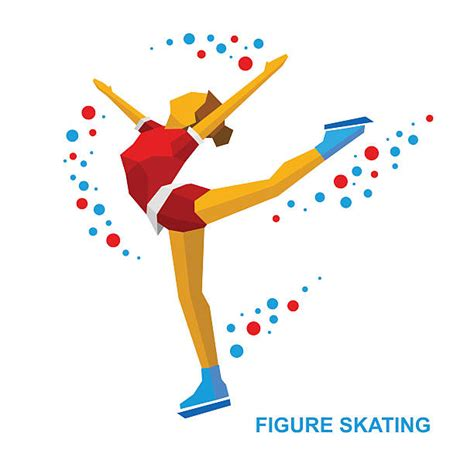 figure images royalty free figure skating clip vector images