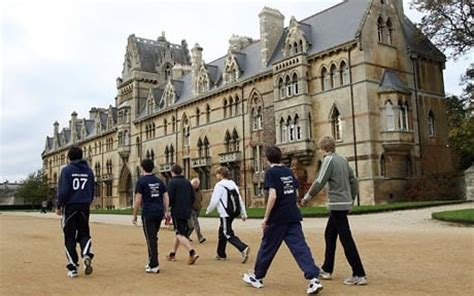 Oxford Mba Requiremnt by Oxford We Cannot Take More Working Class