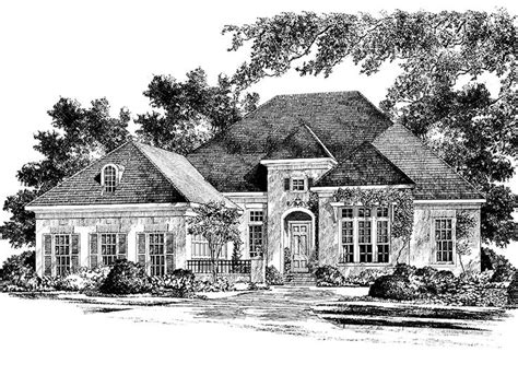 eplans southern living eplans mediterranean house plan bankston from the
