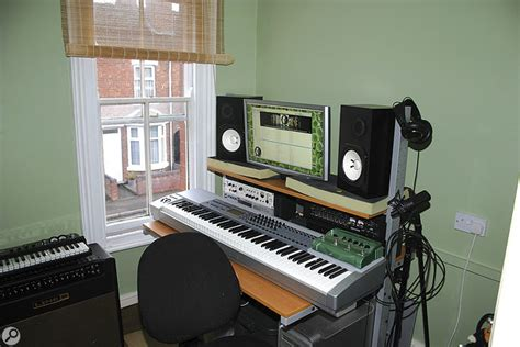 studio monitors for small room studio sos henry froelich sound on sound