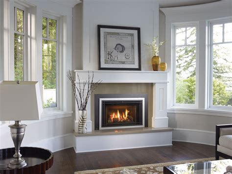 Coast Fireplaces by Regency Lri4e Gas Insert Central Coast Fireplace