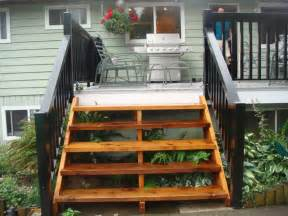 Faucets Vancouver North Vancouver Cedar Stairs Amp Wood Style Aluminum