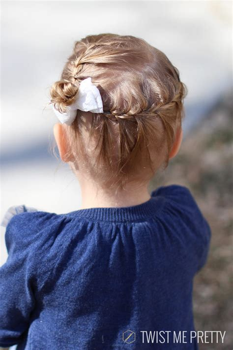 twist me styles for the wispy haired toddler twist me pretty