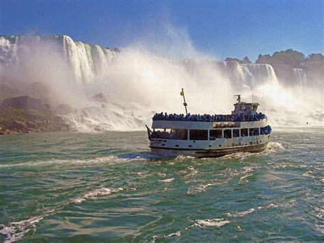 niagara falls boat tour from usa niagara falls boat tour by steve ohlsen