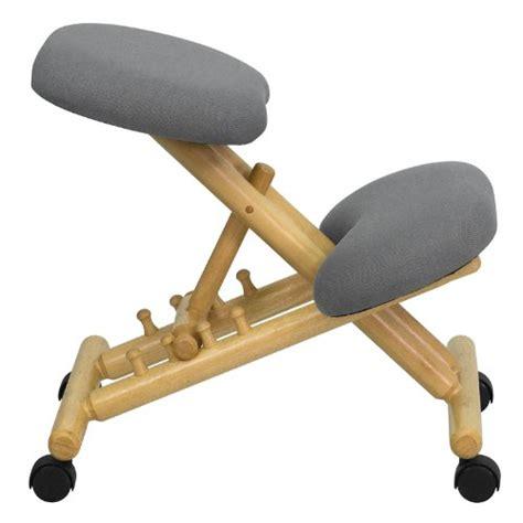 Kneeling Chair Why Choose An Ergonomic Kneeling Chair