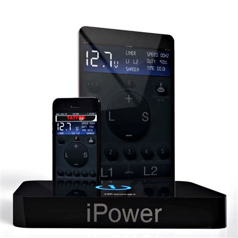 ipower machine power supply