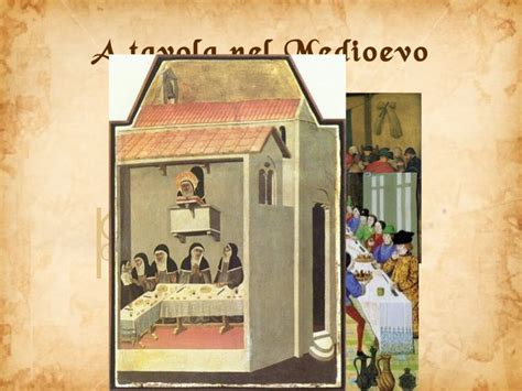 a tavola nel medioevo a tavola nel medioevo 01