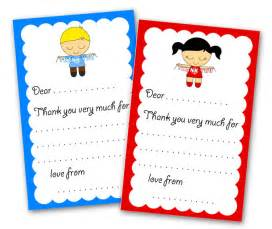 best photos of free printable thank you letters free