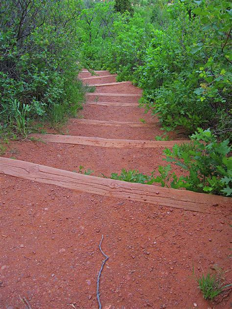 Garden Of The Gods Stairs Garden Of The Gods Steps By Tammy Sutherland