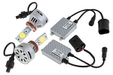 automotive led light kits led headlight kit h11 led headlight bulbs conversion kit