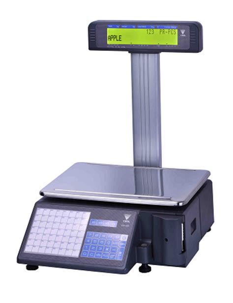 Timbangan Digital Merk And cara penjualan barang dengan menggunakan timbangan digital