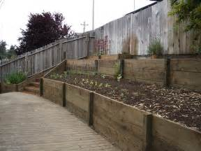 pressure treated wood retaining walls video search