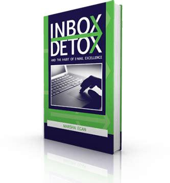 Inbox Detox by Marsha Egan