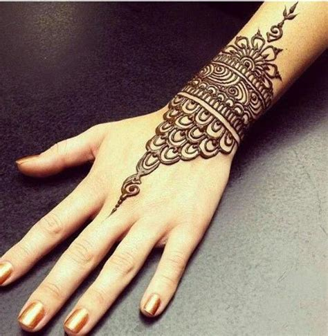 henna tattoo tangan henna tattoos for 9 models picture