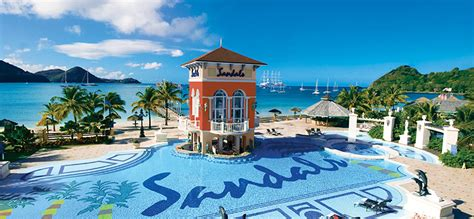sandals holidays sandals grande st lucian st lucia holidays luxury