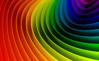 curved colorful rainbow curved colorful rainbow wallpaper 3d and abstract