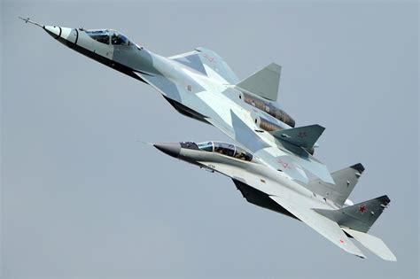 Bomber Fulcrum Space Army Navy Hos sukhoi pak fa t 50 mikoyan mig 35 fulcrum su 27 flanker