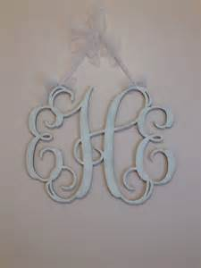 home decor 24 quot wooden monogram wall initial