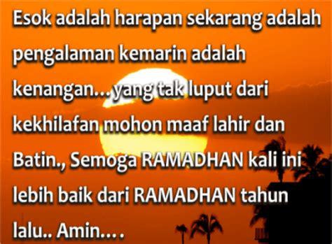 kata kata rindu bulan ramadhan bersama keluarga kaum