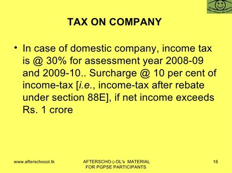 section 16 income tax act in come tax law of india