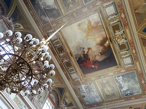 the klimt of vienna ceiling paintings flickr