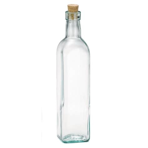 glass with olive tablecraft 616 16 oz prima green glass olive oil bottle w
