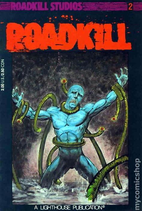 roadkill comics roadkill 1990 comic books