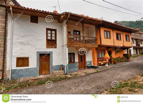 Cottages Spain by Beautiful Cottages In Northern Spain Royalty Free Stock