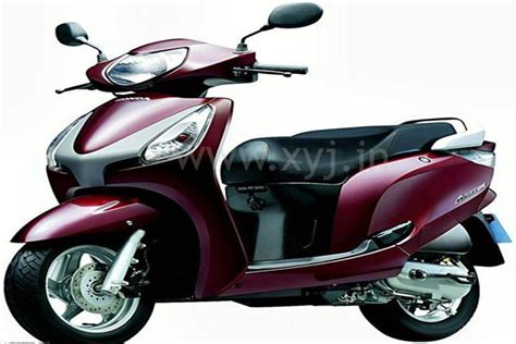 honda activa scooter price list scooty activa price list autos weblog