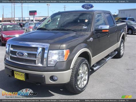 2009 ford f150 king ranch 2009 ford f150 king ranch supercrew 4x4 green