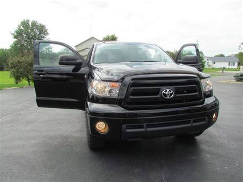 toyota rock warrior package buy used 2011 toyota tundra crew max rock warrior package