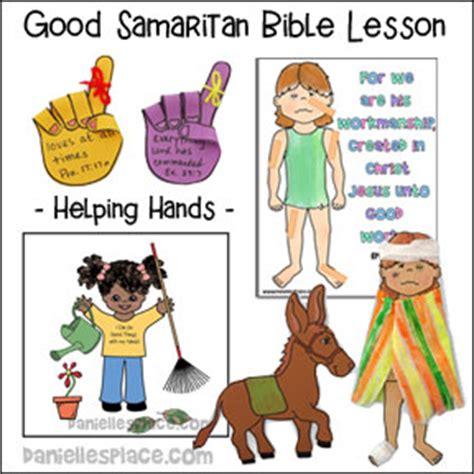 good samaritan helping hands book good samaritan craft for kids crafting