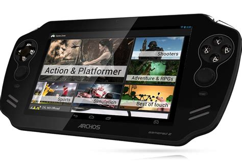 android gamepad gamepad 2 launched by archos digital trends