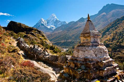 the national sagarmatha national park nepal asia tourist
