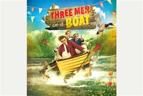 who wrote three men in a boat fox terrier in three men in a boat