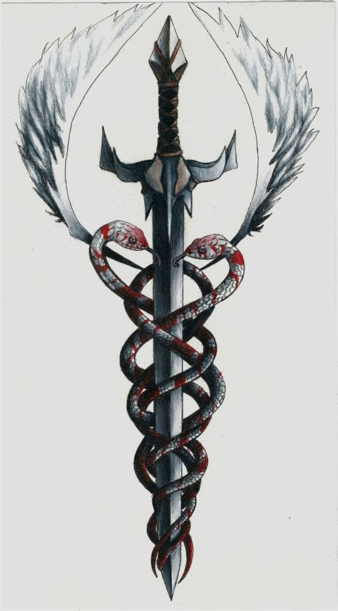 custom nursing tattoo design by sarahmcdorman on deviantart