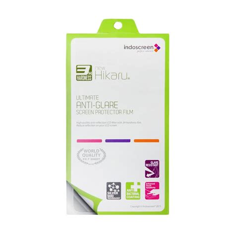 Anti Gores Lenovo K880 Clear jual hikaru anti glare screen protector for lenovo vibe k4