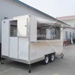 food catering trailer mobile kitchen truck for sale food