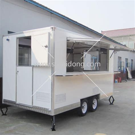 Camper Trailer Kitchen Designs Food Catering Trailer Mobile Kitchen Truck For Sale Food