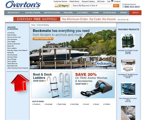 overtons boat whips overtons anchor docking coupon code