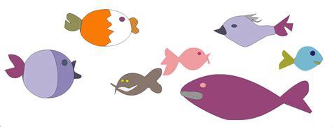arreda stickers adesivi murali per camerette gli stickers dei pesci