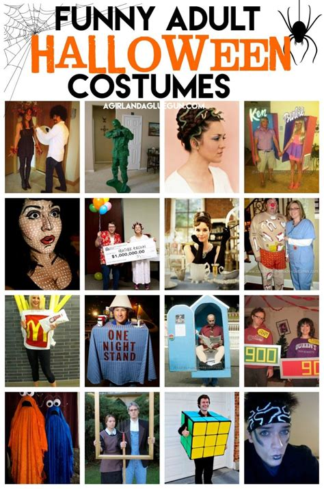 funny halloween costumes  adults    diy