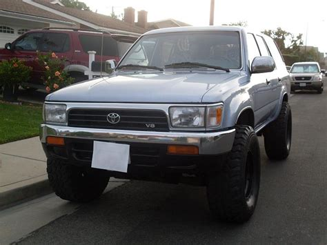 1995 Toyota 4runner Tire Size Post Your Pics Page 114 Yotatech Forums
