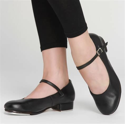 high heeled tap shoes high quality low heel genuine leather s tap